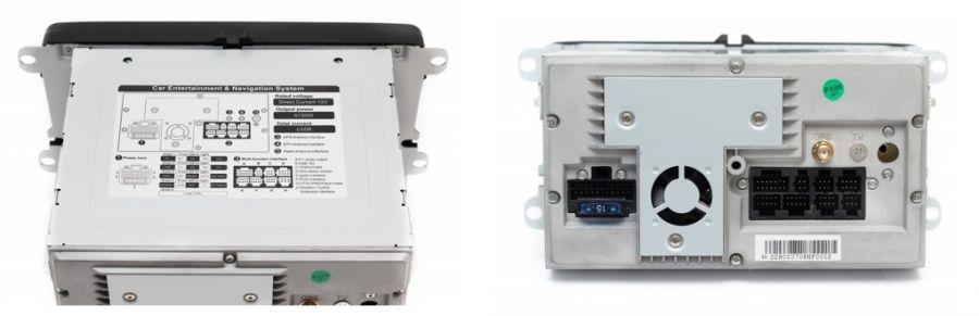 технические характеристики магнитол Carpad Compass
