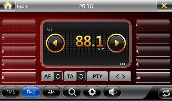 радио магнитола NewsMy