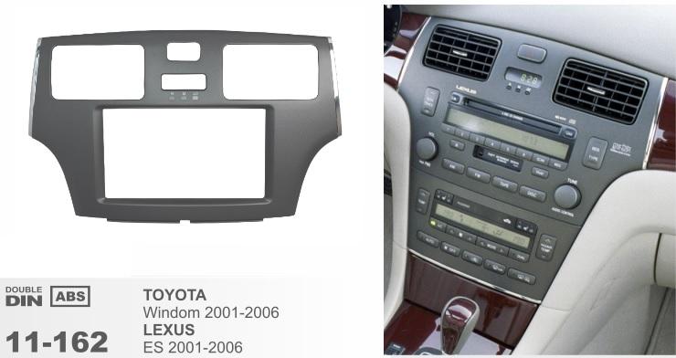 Рамка переходная 2din Toyota Windom