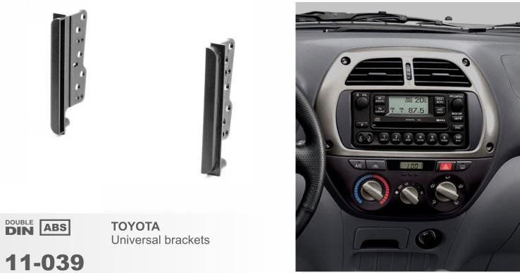 Рамка переходная 2din Toyota