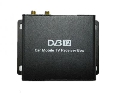 Цифровой тв тюнер DVB-T2 в автомобиль до 70 км\ч